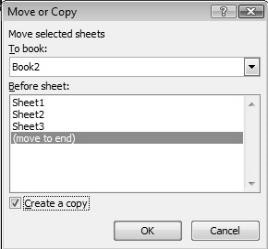 move or copy sheet